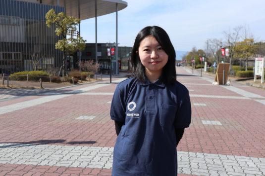中島 綾香さん